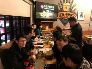 2017年硅谷校友11月16日聚会照片3