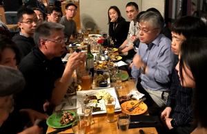 2017年硅谷校友11月16日聚会照片2