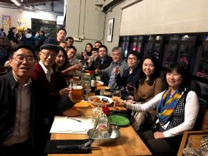 2017年硅谷校友11月16日聚会照片1