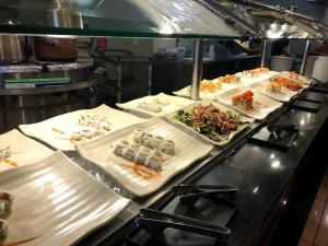 美味的寿司、海鲜